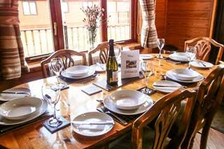 table setting lodge 19