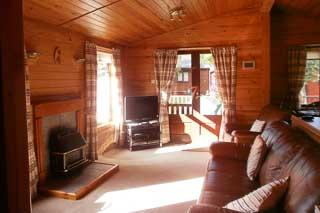 sitting room lodge 19